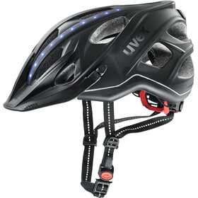 UVEX City Light Casque, anthracite matte